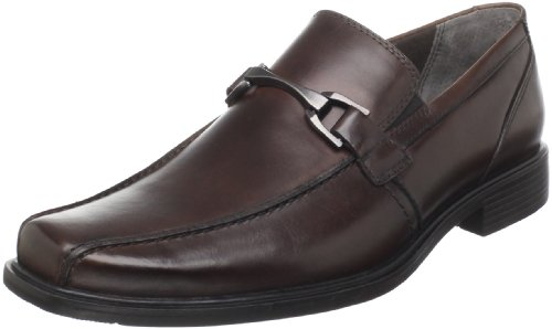 Bostonian Mænds Claxton Slip-on Brunt Læder 4b3FwRSUTw