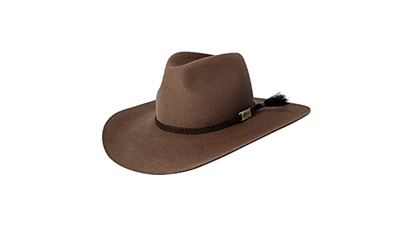 f1f2d8271 Akubra Mansfield High Country Hat - Sorrel Tan - 63cm* at Amazon ...