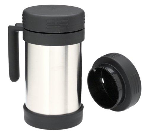 Thermos 15.9-Ounce Travel Mug/Food Storage Jar,JMF500