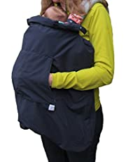 Little Goat 3-Season Baby Carrier Cover for Rain and Cold Weather