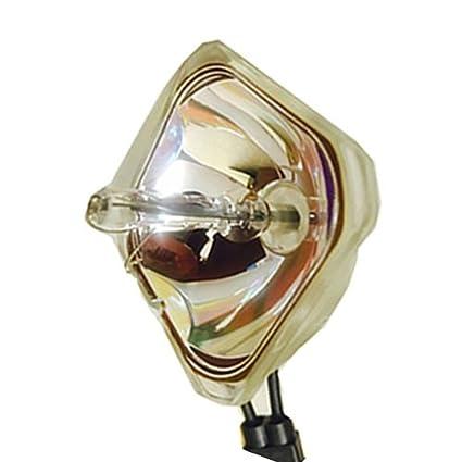 Bare proyector LCD bombilla lámpara de repuesto para EPSON h317 a ...