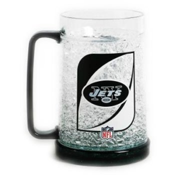 ny jets freezer mugs - 6