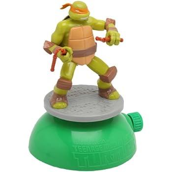 Amazon Com Imperial Toy Teenage Mutant Ninja Turtle Spin