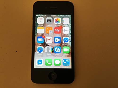 Apple iPhone 4S Unlocked Cellphone, 16GB, - Unlocked 4s Tmobile Iphones