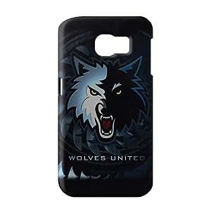 WWAN 2015 New Arrival minnesota timberwolves 3D Phone Case for Samsung S6 Kimberly Kurzendoerfer