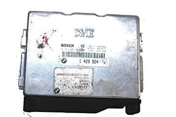 BMW DME, ECU, CPU, Bosch #: 021203667, BMW # 1429924 For E36