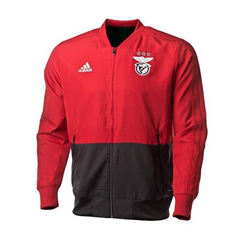 nbsp;giacca Benfica Pre Rosso Uomo rojpot Adidas Jkt nbsp;– Slb Sl IwqwC