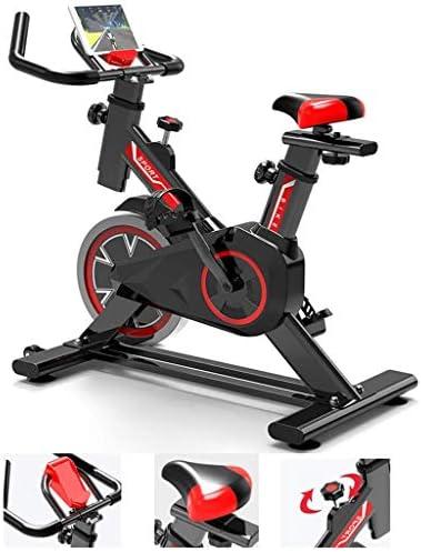 RLF LF Bicicleta De Ejercicio Profesional Ajustableequipo Bicicleta Estatica De Ejercicio Interior, Entrenamiento De Entrenamiento para Gimnasio De Oficina En Casa, Negro: Amazon.es: Deportes y aire libre