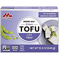 Mori-Nu Silken Tofu, Lite Firm, 12.3 Ounce (Case of 12)