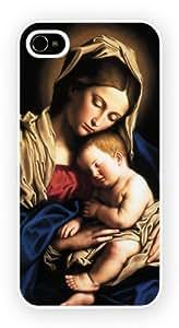 Virgin Mary, iPhone 5 / 5S Fundas del tel?fono m?vil de calidad