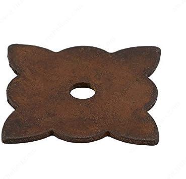 Traditional Forged Iron Rosette 35mm, Matte Black RICHELIEU HARDWARE 213635900