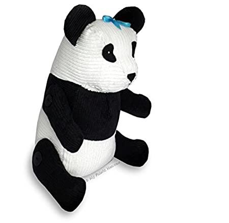 Giant Panda Soft Toy Sewing Pattern Independent Design 15 Inch