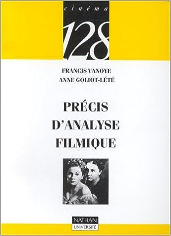 Precis d\'Analyse Filmique (128): Amazon.de: Francis Vanoye, Anne ...
