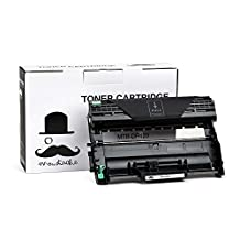 Moustache ® Brother DR-420 DR420 New Compatible Drum Unit (Use With TN420 & TN450 Toner Together) For Brother DCP 7060 7065 2130 2140 7860