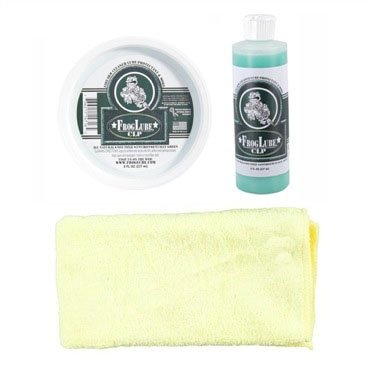 FROGLUBE CLP Lubricant Kit – 8oz Paste and 8oz Liquid, Outdoor Stuffs