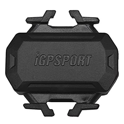 iGPSPORT Bike Candence Sensor and Speed Sensor Compatible ANT+ & Bluetooth Wireless