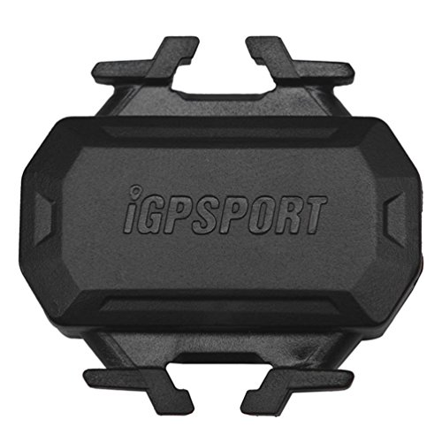 iGPSPORT Bike Candence Sensor and Speed Sensor Compatible ANT+ & Bluetooth Wireless IGPSPD61