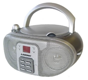 Magnavox AZ 7466 Portable Compact Disc Player