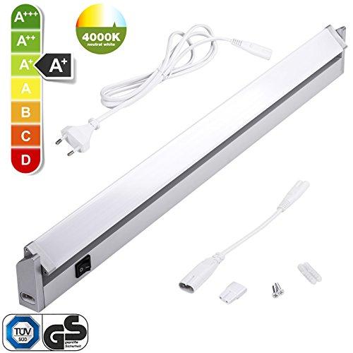 So Tech Réglette LED Alessia II Orientable Meubles Applique avec
