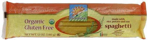 Bionaturae Gluten-Free Spaghetti, 6-pack