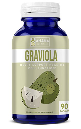 Cheap Pure Graviola Capsules – Filled with Antioxidants & Supports The Immune System