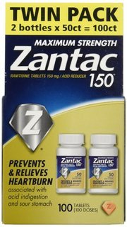 Zantac 150 Maximum Strength Tablets, 24 count