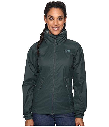 免疫ぶどう光[ノースフェイス] The North Face レディース Resolve Plus Jacket ジャケット Darkest Spruce SM [並行輸入品]