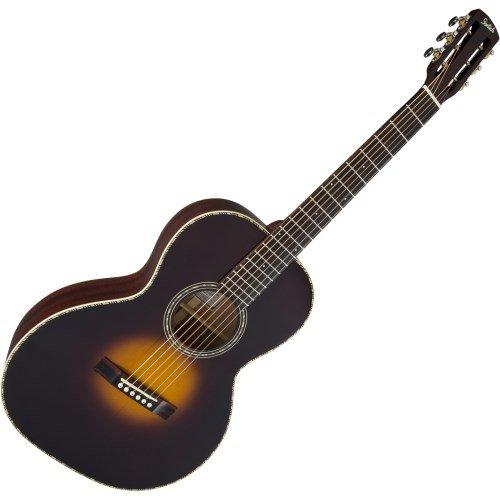 Cutaway Guitar Gretsch (Gretsch Guitars G9521 Style 2 Triple-0 Auditorium Acoustic Guitar Appalachia Cloudburst)
