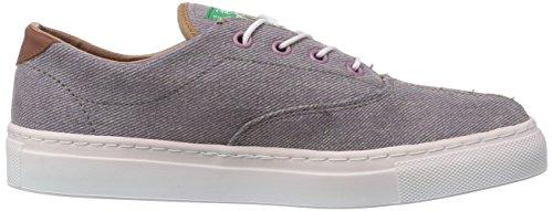 KangaROOS Safari PxK - zapatilla deportiva de lona Unisex adulto Violeta - Violett (khaki-plum 840)