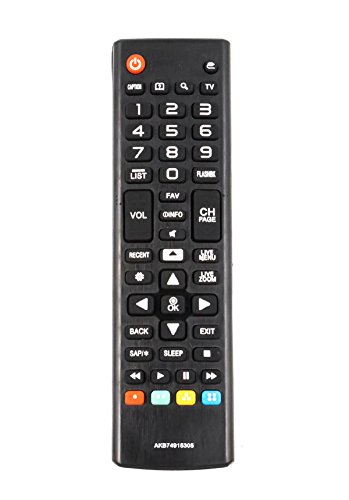 New AKB74915305 Replaced Remote fit for LG TV 43UH6030 50UH5