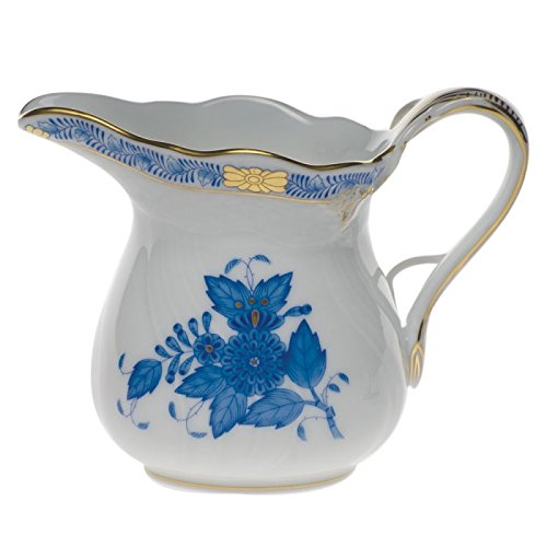 Herend Chinese Bouquet Blue (Bouquet Creamer)