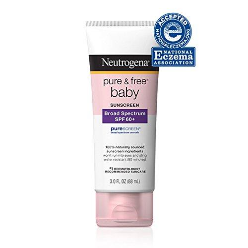 Neutrogena Pure Sunscreen Lotion Ounce