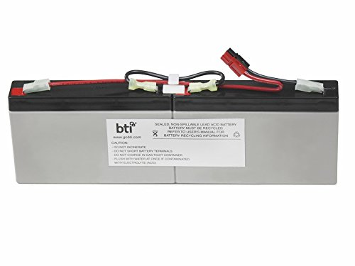 Battery Technology RBC18-SLA18-BTI UPS battery - 1 x lead...