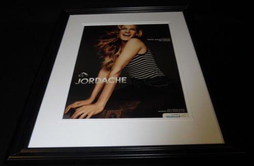 sarah-jessica-parker-2015-jordache-framed-11x14-original-advertisement