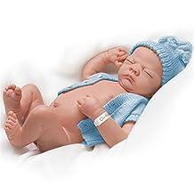 Linda Webb Charlie Anatomically Correct So Truly Real Lifelike Baby Doll - 22 by Ashton Drake by Ashton Drake