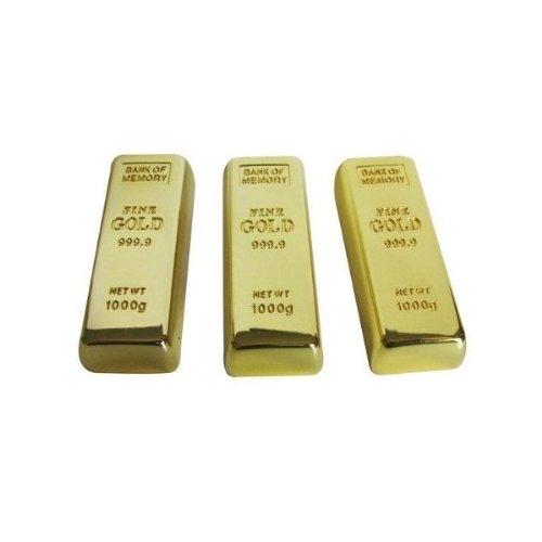 gold bar flash drive - 2