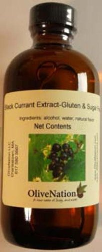 Pure Black Currant Extract 2 oz by OliveNation ()