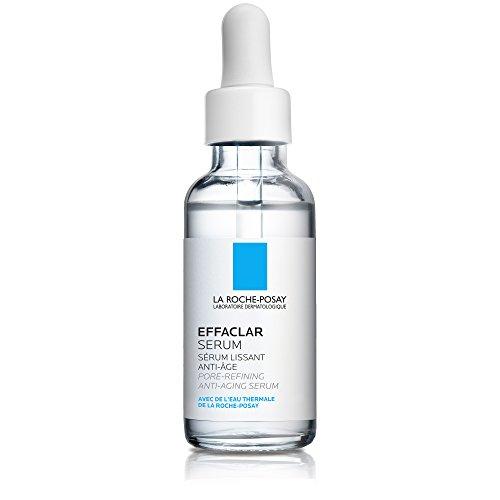 La Roche-Posay Effaclar Pore-Refining Serum with Glycolic Acid, 1 Fl. Oz. - Alpha Hydroxide Acid