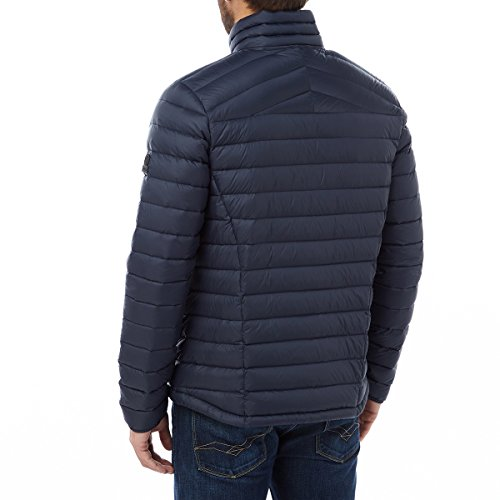 Mens XXL Prime Navy Down TOG 24 Jacket Pgvw8q