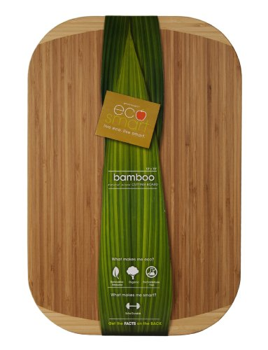 Architec ECOBOO18 Formaldehyde Free Bamboo Cutting Board ()