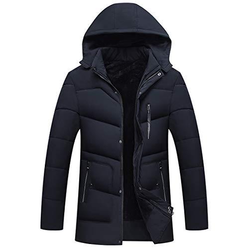 Les Outwear Chauds Hommes Aiweijia Marine Coupe Coton Vêtements Chaud Haute Manteau vent Nouveau Populaire De Style Qualité qgZwnUdEw