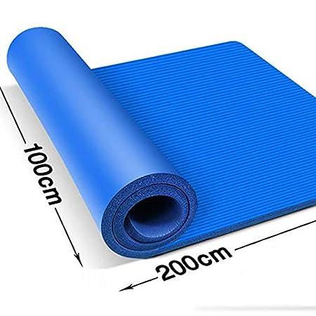 Colchonetas de yoga Yoga Mat extra gruesa Colchoneta de ...