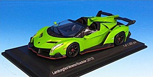 1/43 ランボルギーニ ヴェネーノ ロードスター(グリーン) WB521