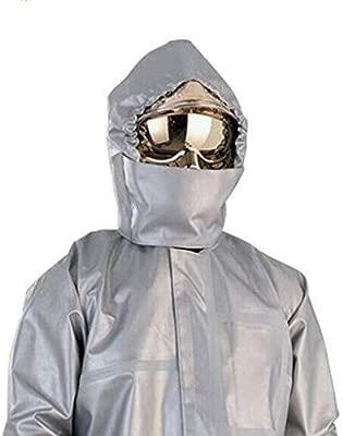FLYSXP Ropa De Protección Química, Overoles De Protección contra ...
