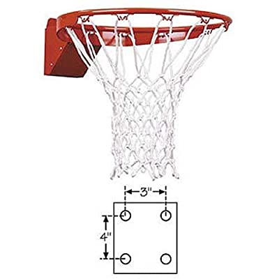 FT184 First Team Recreational Flex Breakaway Basketball Rim
