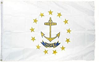 product image for Eder Flag - Rhode Island Flag - Endura-Nylon - 12 Inches by 18 Inches