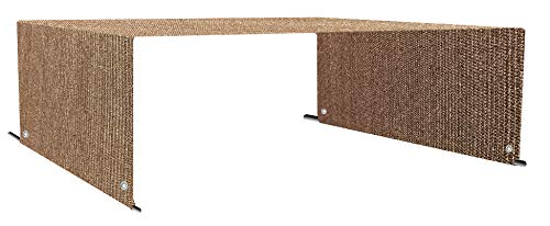 Alion Home Custom HDPE Permeable Canopy Sun Shade Cover Replacement with Rod Pockets for Pergola (14' x 10', Walnut)