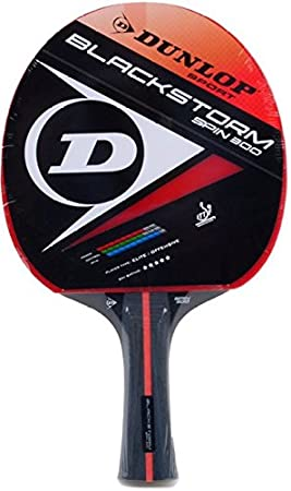 DUNLOP BT Blackstorm Spin - Pala de Ping Pong