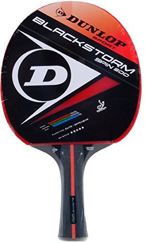 Dunlop BT Blackstorm Spin Table Tennis Bat