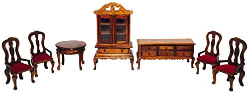 Dining Room Dollhouse Furniture